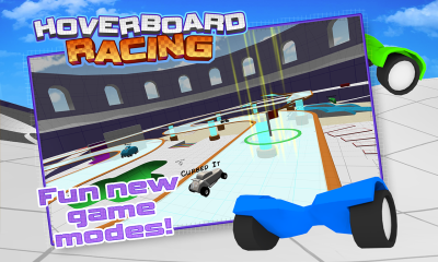 Hoverboard Racing