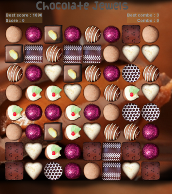 Chocolate Jewels