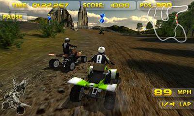 Atv madness 3d гонки на квадроциклах! Скачать игры на android.
